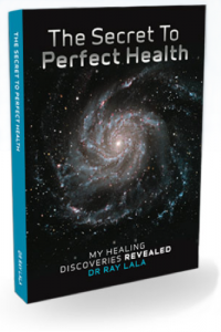 The Secret To Perfect Health Book